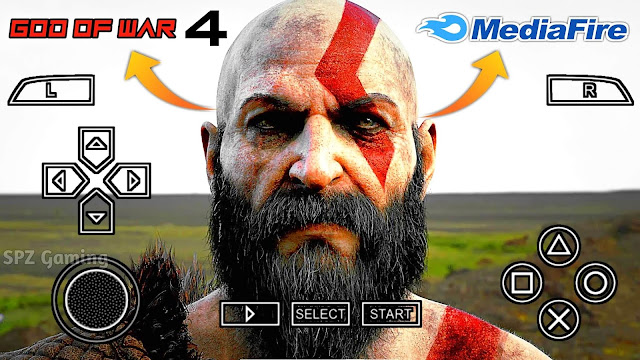 Download God Of War 4 On Android [100MB] | Download God of War 4 For Android