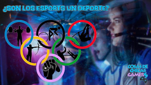 esports deporte olimpico