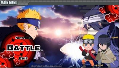 Naruto Senki OverCrazy v1 MOD Apk by Riicky Terbaru