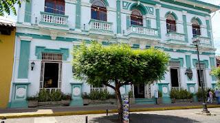 President palace Nicaragua