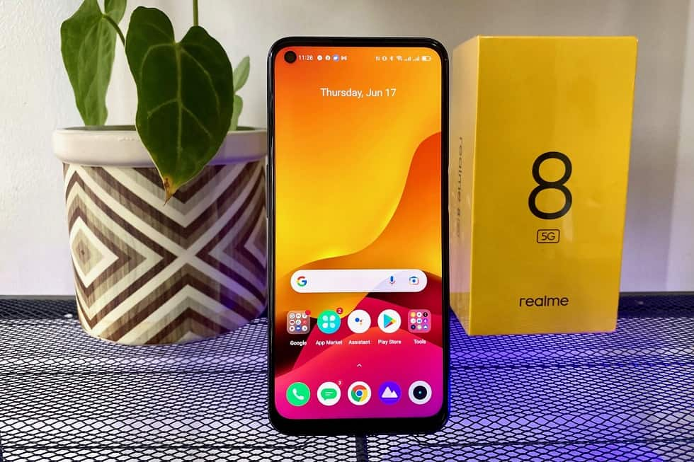 realme 8 5G Unboxing, First Impressions