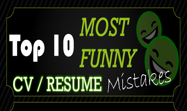 Top 10 CV Resume Mistakes
