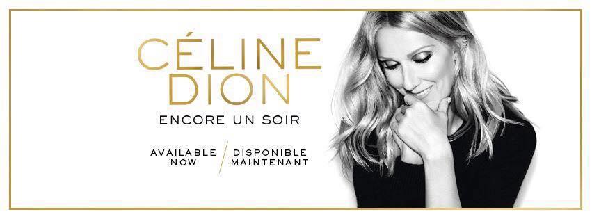 the power of love celine dion celine dion encore un soir available now may 24 2016. Black Bedroom Furniture Sets. Home Design Ideas