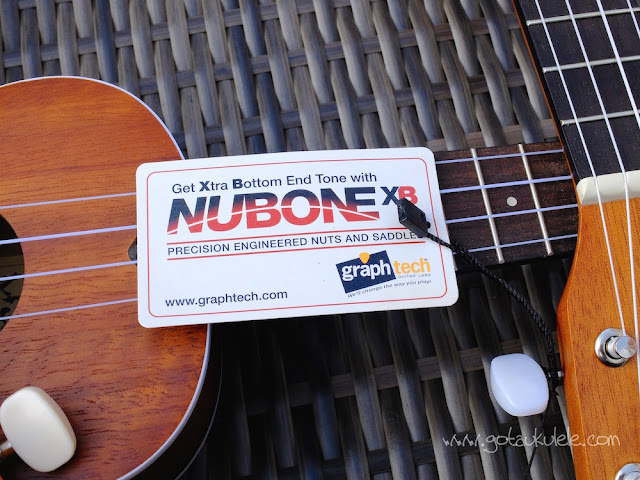 Nubone on Kala Ukulele