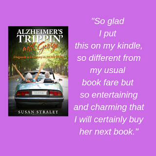 https://www.amazon.com/Alzheimers-Trippin-George-Diagnosis-Discovery/dp/B07ZQCZ8RN/