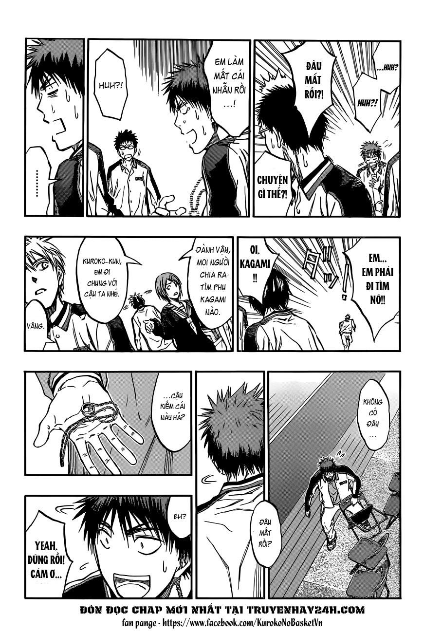 Kuroko No Basket chap 203 trang 15