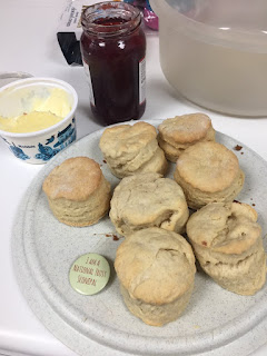 National Cream Tea Day Scones