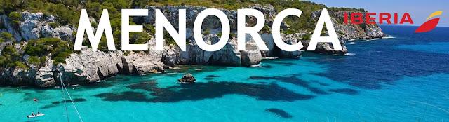 Ruta Vigo - Menorca, con Air Nostrum