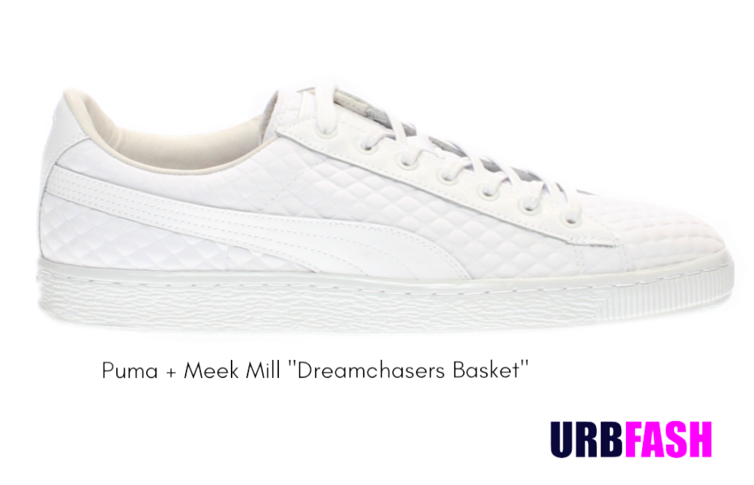 brand new 190da 99516 Meek Mill Collabs with PUMA to Boost Album Sales and Raise ...