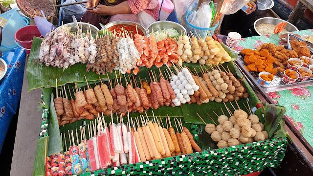 Jumiesamsudin Com Makanan Tak Sedap Di Thailand