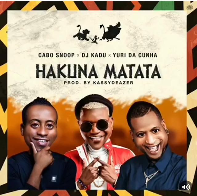 Cabo Snoop feat Dj Kadu & Yuri Da Cunha - Hakuna Matata- Download