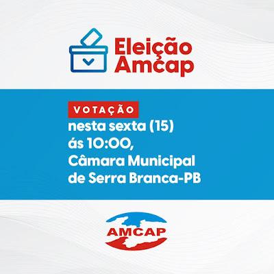 Eleição da AMCAP será nesta sexta feira, e papel dos prefeitos na votação é fundamental para crescimento do Cariri