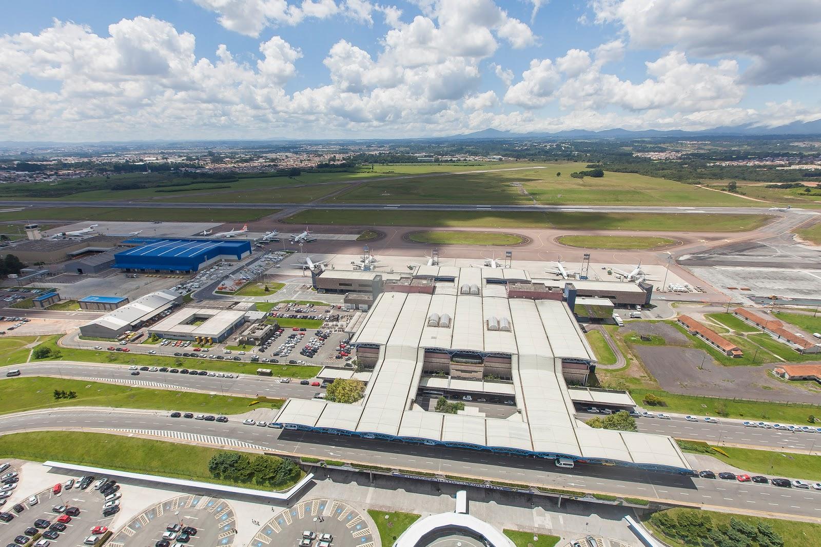 Aeroporto Afonso Pena ganha pela terceira vez o prêmio Aeroportos + Brasil 2018 | Foto © Infraero / Divulgação