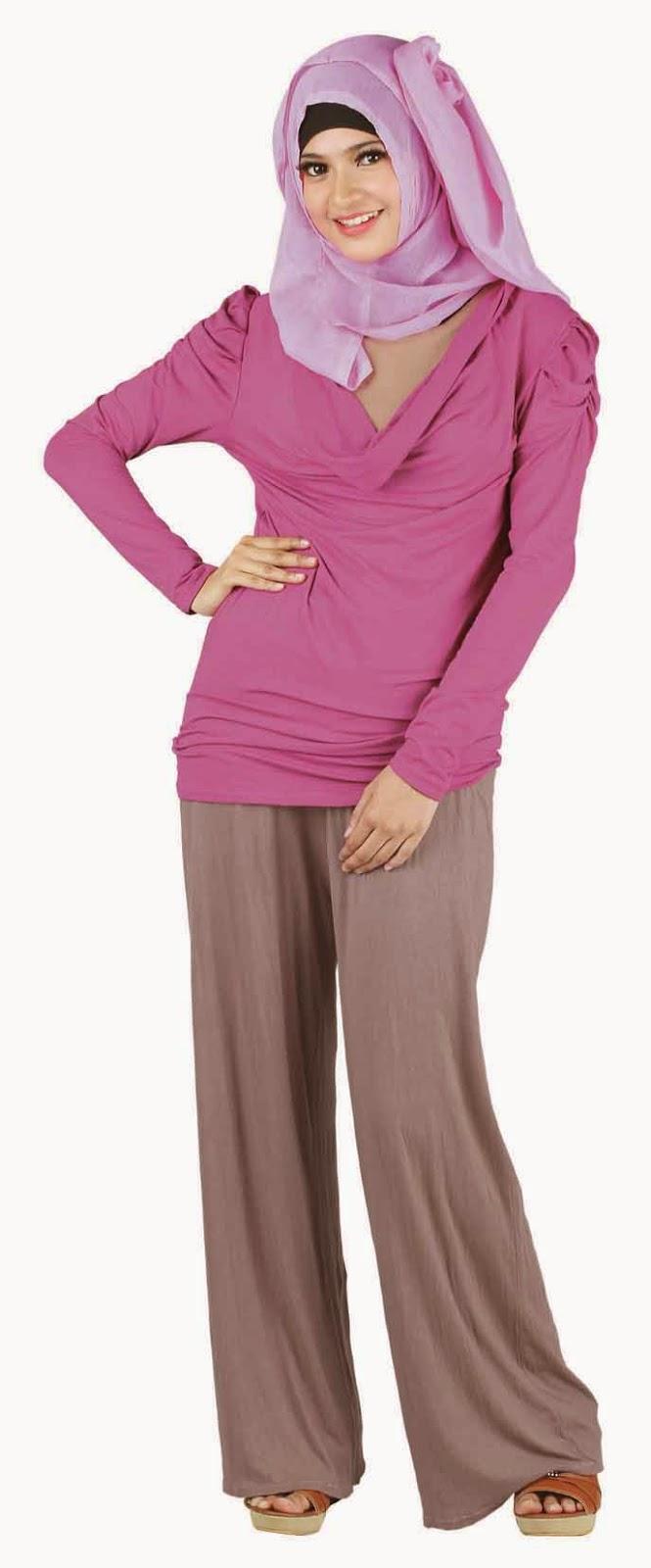 Kumpulan Desain Baju Muslim Remaja Seharihari  Kumpulan