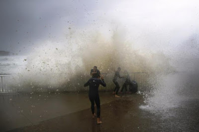 Four dead, three missing in Australia storms