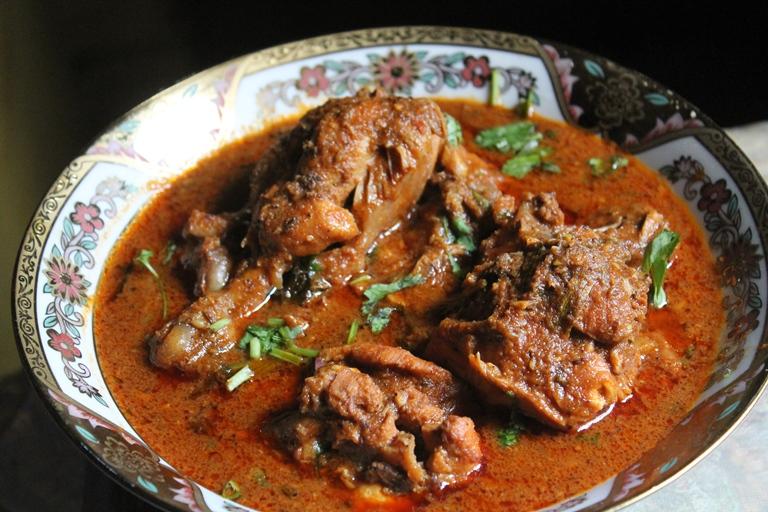 Image result for Kolhapuri Chicken