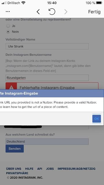 Mein Instagram-Konto wurde gehackt