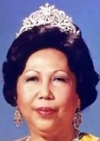 gandik diraja diamond tiara malaysia queen zainab kelantan