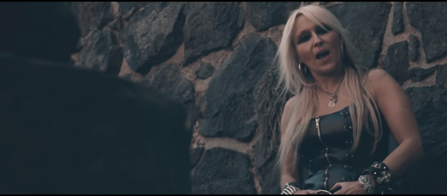 doro johan hegg amon amarth videoclip if i cant have you no one will
