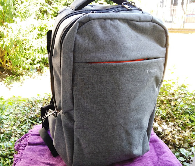 899dc44c7f Tigernu Slim 15.6 Laptop Backpack For Commuting To Work!