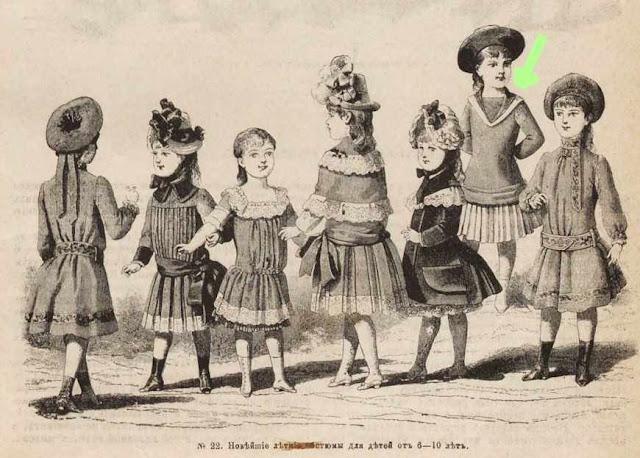 модные костюмы для девочек
