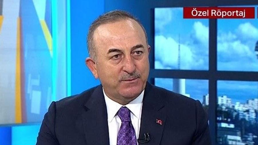 Τσαβούσογλου: Να αναγνωριστεί η κυριαρχία των Τουρκοκυπρίων