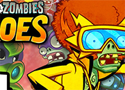 Plants Vs Zombies Heroes: Desafio 4 [Electric Boogaloo]