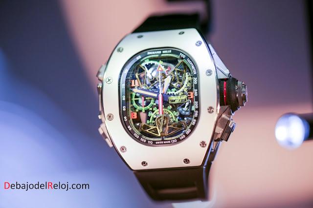 Richard Mille Sihh 2016 reloj