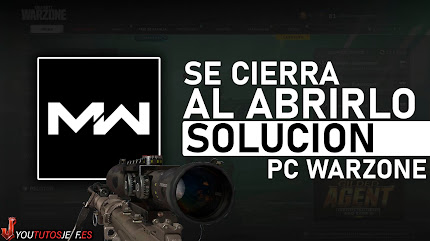 WARZONE Se Cierra SOLO AL ABRIRLO Solucion PC