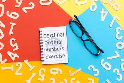 4 Bentuk Soal Cardinal dan Ordinal Numbers