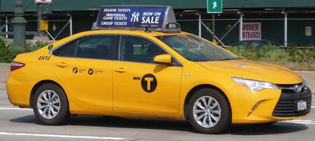 harga mobil bekas taxi-toyota camry