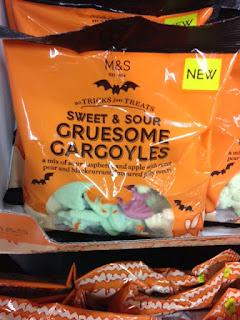 gruesome gargoyles