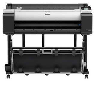 Canon imagePROGRAF TM-5305 Drivers Download, Review