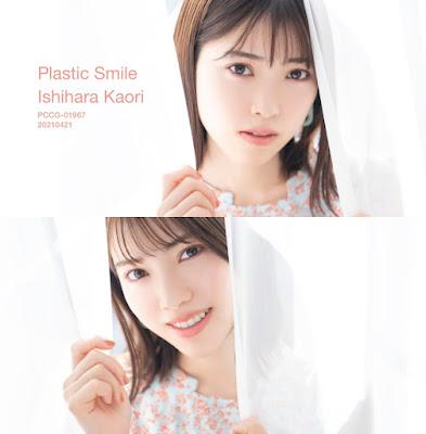 Kaori Ishihara - Plastic Smile lyrics terjemahan arti lirik kanji romaji indonesia translations 石原夏織 歌詞 single details ひげを剃る。そして女子高生を拾う。ED