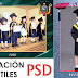 """20 Marcos para Graduación Infantil, aprenda """"CREAR MASCARA DE RECORTE"""" en photoshop"""