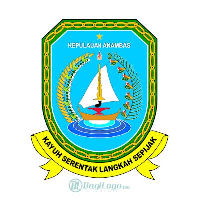 Kabupaten Kepulauan Anambas Logo Vector