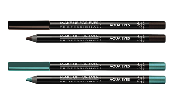 Nouveautés Make Up For Ever : Collection Aqua 2013 - Aqua Eyes