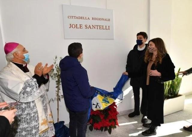 La Cittadella da oggi porta il nome di Jole Santelli
