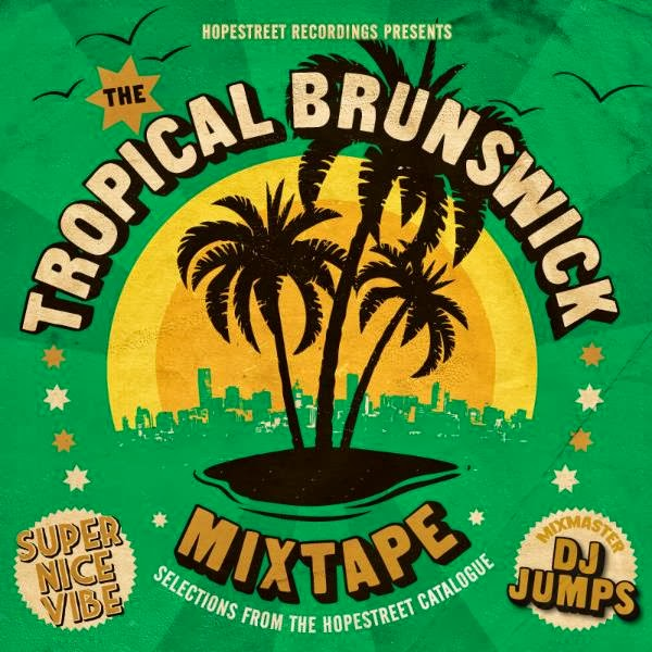 Tropical Brunswick Mixtape | Afro - Latin - Funk - Soul im Mix ( Stream und Download )
