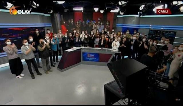 Τουρκία: Το OLAY TV έριξε «μαύρο» 26 μέρες - Δεν άντεξε τις πιέσεις Ερντογάν