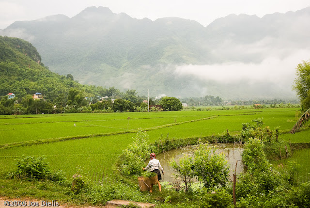 Mai Chau Valley- One of New Ten Destinations in Asia