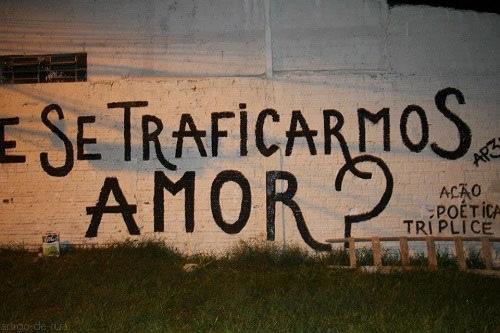Imagens Frases Amor Tumblr: SARAU PARA TODOS: Frases E Muros