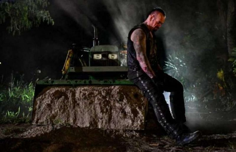 Original plans for The Undertaker at WWE WrestleMania 36 revealed