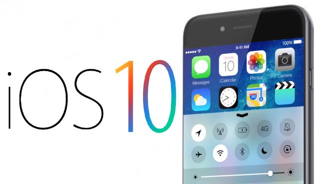 مميزات نظام تشغيل أبل الجديد IOS 10 الذي تطرحه الشركة مؤخرا لخدمة مستخدميها