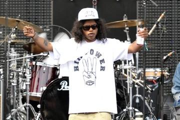Ab Soul Eyes Black Hippy members seen