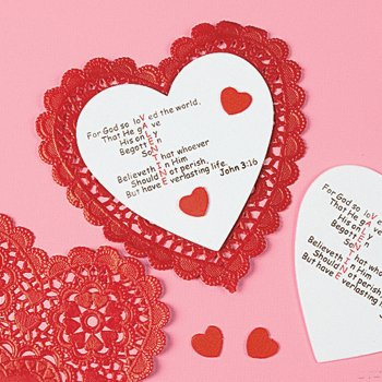 Valentine S Day Crafts 2012