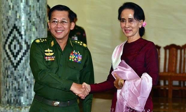 Aung San Suu Kyi Ditahan Militer, Suhu Politik Myanmar Makin Memanas