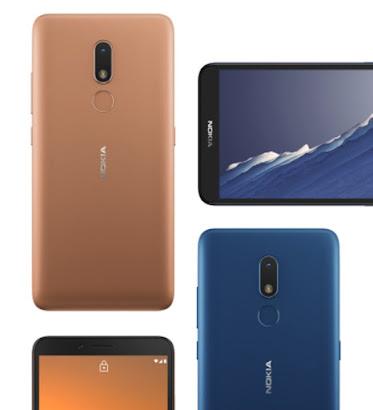 Nokia C3 price in India