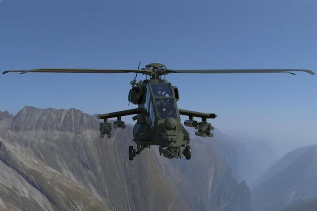 Italian army unveils new details on its future AH-249 combat helicopter