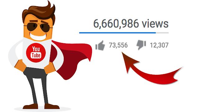 مشاهدات اليوتيوب كيف تحسب, مشاهدات اليوتيوب الحقيقية, زيادة مشاهدات اليوتيوب